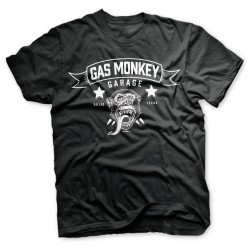 BSB - Gas Monkey Garage T-Shirt