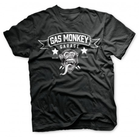 BSB - Gas Monkey Garage T-Shirt
