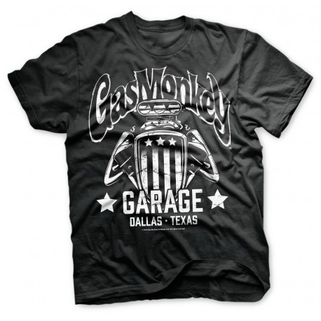Texas Winner Beater Engine - Gas Monkey Garage T-shirt
