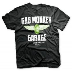 Wheel & Wings - Gas Monkey Garage T-Shirt
