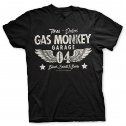 Winged 04 - Gas Monkey Garage